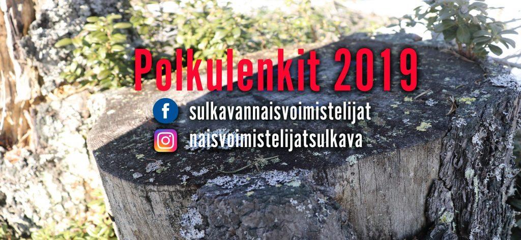 Polkulenkki 2019 Kyrsyä, Aumamäki