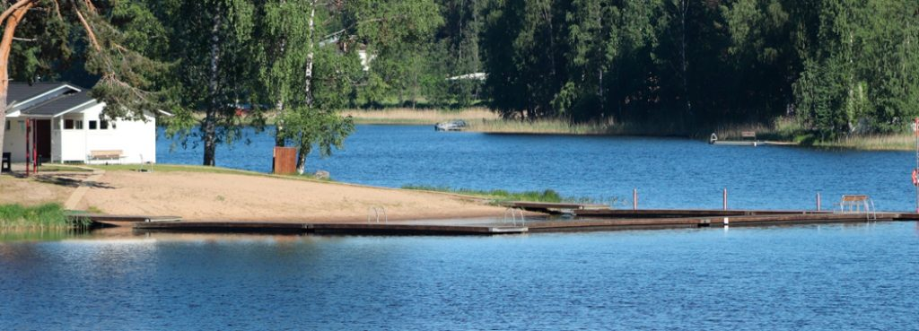 Sulkavan kirkonkylän uimakoulu