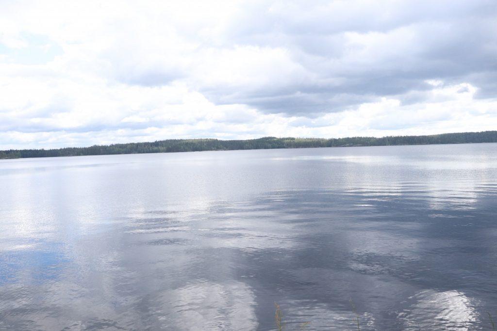Saunailta Tapiolassa