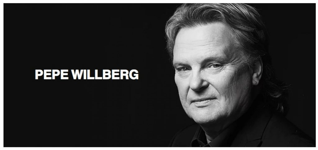Joulun tähti-ilta, Pepe Willberg