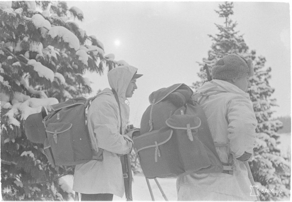 PERUTTU: Talvisodasta 80 vuotta -muistonäyttely