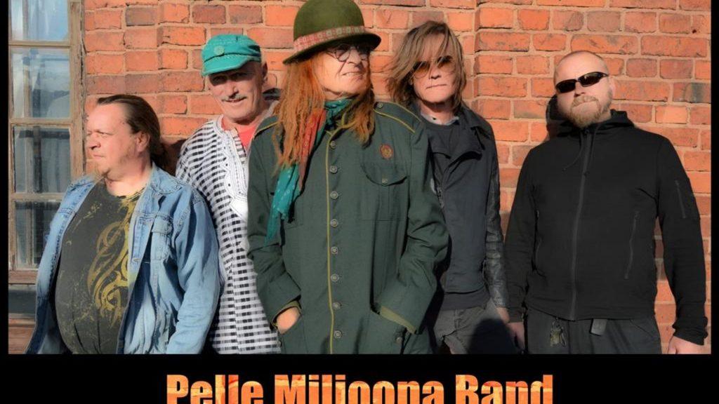 Pikkujoulukauden avaus, Pelle Miljoona Band